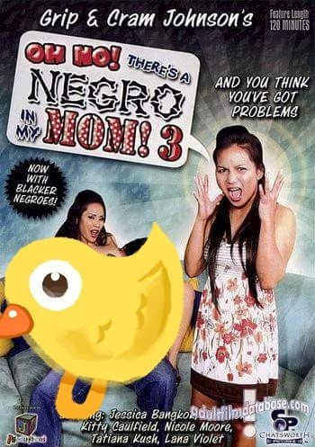 Oh no theres a negro in my wife